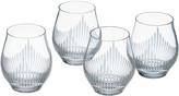 Lalique Set Of 4 100 Points Shot Glasses