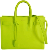 Saint Laurent Sac de Jour handbag in leather