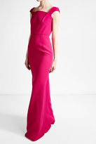 Roland Mouret Floor Length Gown