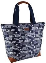 Soul Cal SoulCal Satin Shopper