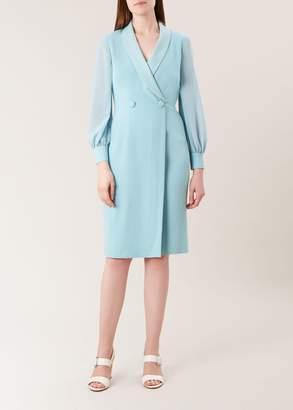 Hobbs Lana Tux Dress