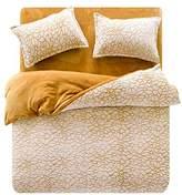 coral fleece Duvet cover single [Thicken] Warm and velvet Flannel [Quilt]-C 200x230cm(79x91inch)