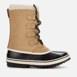 Sorel Women's 1964 Pac 2 Waterproof Nubuck Winter Boots - Buff