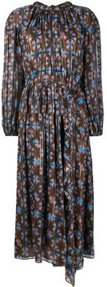 Ulla Johnson Tie Dye Dress