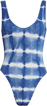 Bondeye Bond Eye Mara One-Piece Tie-Dye Swimsuit