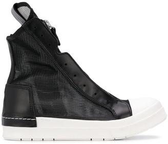 Cinzia Araia Rete mesh sneakers