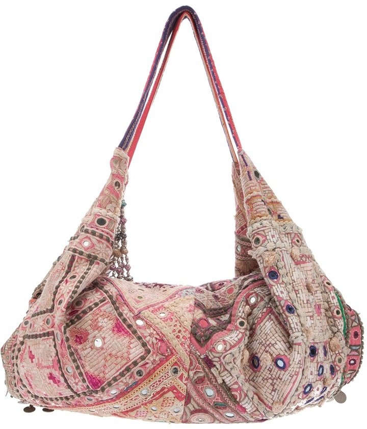 Simone Camille 'Moon' patterned bag