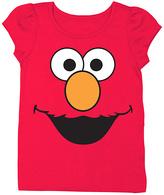 Freeze Sesame Street Elmo Face Tee - Toddler & Girls
