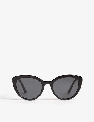 Prada PR02V cat-eye-frame sunglasses