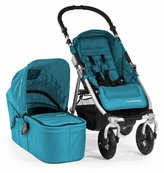 Bumbleride 2014 Indie 4 AQUAMARINE Single Child Stroller and Bassinet