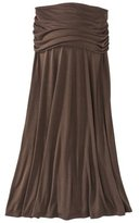 Merona Maternity Convertible Knit Maxi Skirt - Assorted Colors