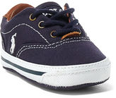 Ralph Lauren Boy Vaughn Canvas Sneaker