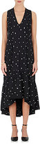 3.1 Phillip Lim Women's Snowbird Spot-Print Silk Crepe Dress
