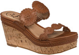 Jack Rogers Women's Leigh Wedge Sandal