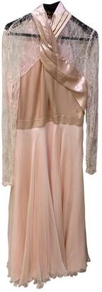 Lanvin Multicolour Lace Dress for Women