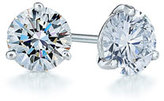 Kwiat Women's 0.50Ct Tw Diamond & Platinum Stud Earrings