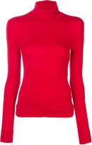 Calvin Klein high neck slim fit top