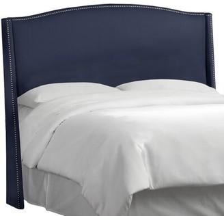 Skyline Furniture Patriot Upholstered Wingback Headboard Size: Full