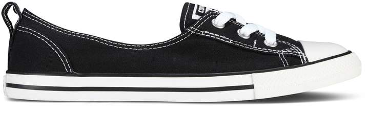 Converse Womens Chuck Taylor All Star Canvas Ballet Lace