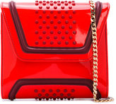 Yliana Yepez - mini Stella crossbody bag - women - Calf Leather/rubber - One Size