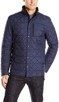 Victorinox Men's Bernhold Quilted Over Shirt