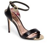 Ted Baker Women's Mirobell Ankle Strap Sandal