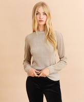 Brooks Brothers Shimmer-Knit Sweater