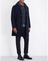 Moncler Raymi Wool And Cashmere-blend Coat