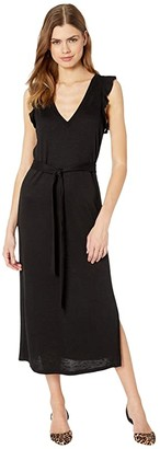 Paige Ravyn Dress (Black) Women's Dress