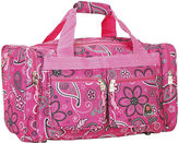 Rockland 19 Freestyle Print Carry-On Duffle Bag