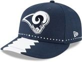 New Era Los Angeles Rams 2019 NFL Draft On-Stage Official Low Profile 59FIFTY Fitted Hat - Navy
