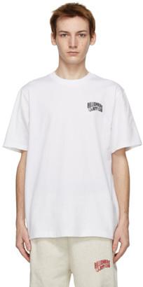 Billionaire Boys Club White Small Arch Logo T-Shirt