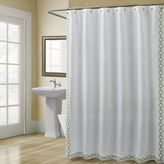 Croscill Landon Shower Curtain in Green