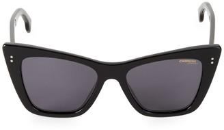 Carrera 52MM Cat Eye Sunglasses
