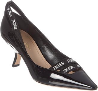 Christian Dior J'adior Patent Pump
