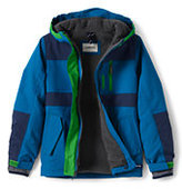 Lands' End Boys Squall Jacket-Red