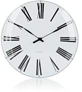 Carl Mertens Roman Wall Clock