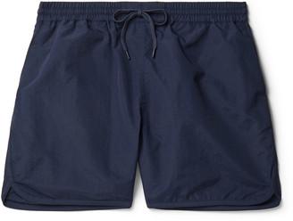 Bellerose Ripstop Swim Shorts - Men - Blue