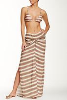 Vix Cleo Ruffle Long Skirt