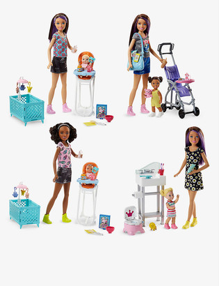 Barbie Skipper Babysitters doll and playset assortment
