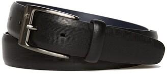 Original Penguin Sun Tanned Leather Belt