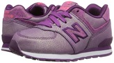 New Balance 574 Mineral Glow (Infant/Toddler)