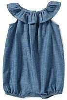 Polo Ralph Lauren Baby Girls 3-24 Months Chambray Romper