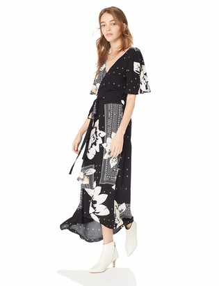 O'Neill Women's Alamante Wrap Dress
