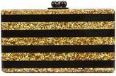 Edie Parker 'Jean' box clutch - women - Acrylic - One Size