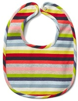 Gap Bright stripes bib