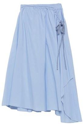 Maison Flaneur 3/4 length skirt