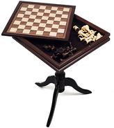 Chess & Backgammon Table Set