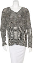 Missoni V-Neck Knit Top