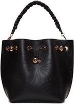 Sophia Webster Black Butterfly Romy Bucket Bag